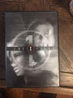 Xfiles season 1 discs 1-6