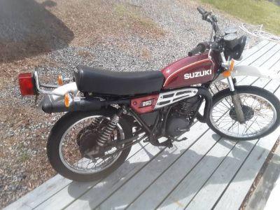 Taillight Complete For Suzuki TS 185 C 1978