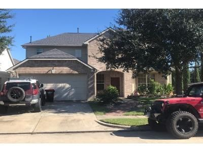 4 Bed 2.0 Bath Preforeclosure Property in Sugar Land, TX 77498 - Tolken Way