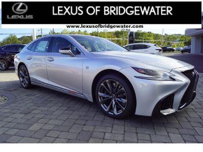 2019 Lexus LS (Liquid Platinum)