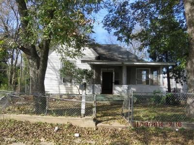 3 Bed 1 Bath Foreclosure Property in Little Rock, AR 72206 - S State St