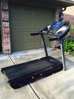 $350, Nordic Track Treadmill and Eliptical