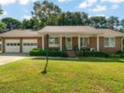 Beautiful Brick Ranch with Four BR Two Full BA