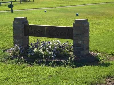 Foreclosure Property in Heber Springs, AR 72543 - Creek Subdivision Lot 21