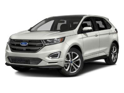 2016 Ford Edge Sport (White Platinum Tri-Coat)
