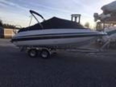 2019 Hurricane SD 21 CC FISHING BOAT