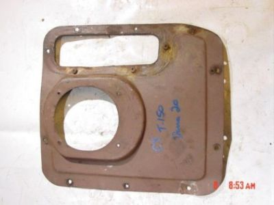 Buy 76-79 Jeep CJ tunnel cover stick shift housing trans 3 4 speed transmission motorcycle in Bernville, Pennsylvania, United States, for US $50.00