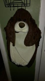 Size 4-6 kids puppy costume
