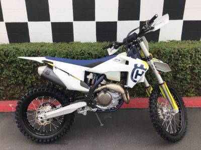 2019 Husqvarna FX 450 Motorcycle Off Road Costa Mesa, CA