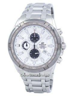 Casio Edifice Chronograph Tachymeter EF-539D-7AV EF539D-7AV Men's Watch