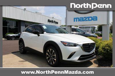 2019 Mazda CX-3 Touring (snowflake white pearl)
