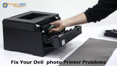 Get Dell Printer Tech Support Over The Phone