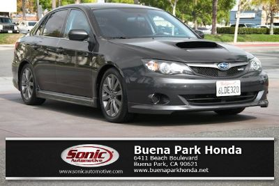 2010 Subaru Impreza WRX Base (Dark Gray Metallic)