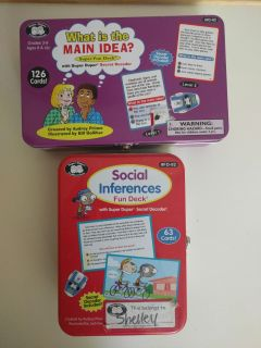 Speech Therapy/educational games