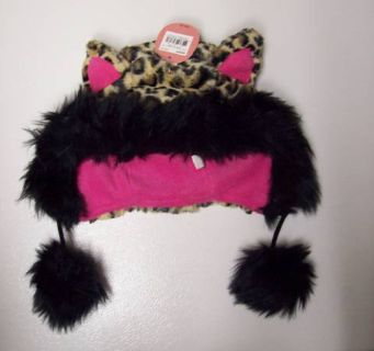Girls critter hats NWT sizes SM(7-10)  ML(12-16) (West Monroe, LA)