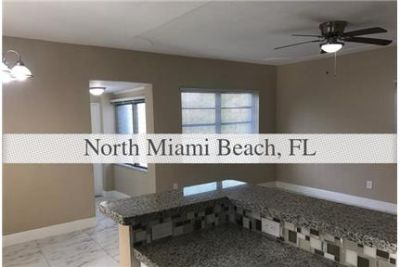Pet Friendly 3+2 House in North Miami Beach