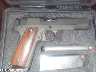 For Sale: RIA 1911 45 acp for sale