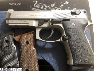 For Sale/Trade: Beretta 92fs compact