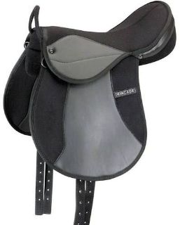 ISO 12 English Saddle and tack for 5 year old to use with Mini