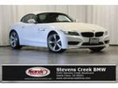 Used 2016 BMW Z4 Mineral White Metallic, 31.8K miles