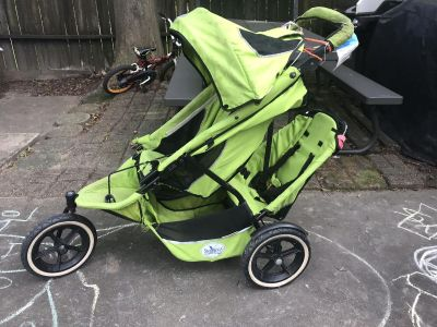 Phil And Ted Sport Double Stroller