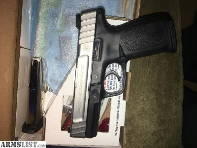 For Trade: sd9ve s&w