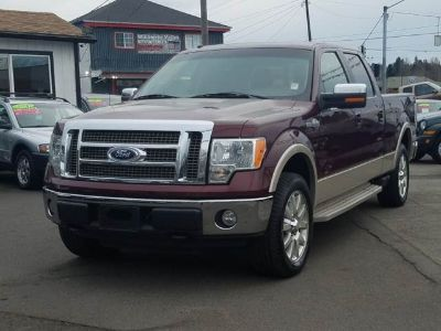 2010 Ford F-150 King Ranch 4x4 4dr SuperCrew Styleside 5.5 ft. SB
