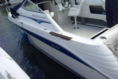 1993 Sea Ray 250 Express Cruiser