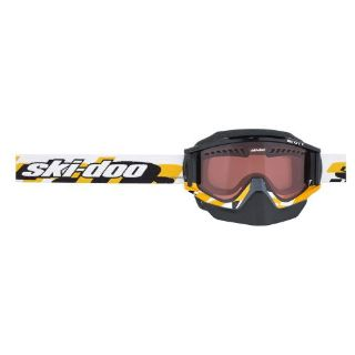 Buy Ski-Doo Helium Goggles By Scott -Yellow motorcycle in Sauk Centre, Minnesota, United States, for US $76.49