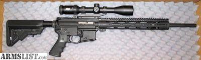 For Sale: Custom AR15 in 6.8 SPC