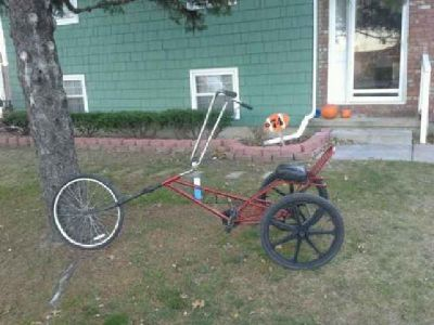 $175 chopper trike hand built very cool lowrider (lawrence)