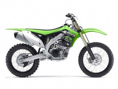 2012 Kawasaki KX 450F Motocross Motorcycles Eureka, CA