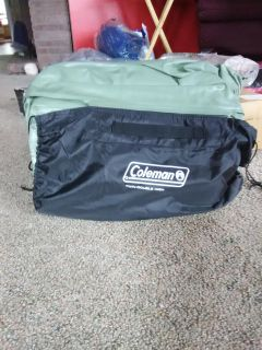 Coleman double thick air mattress