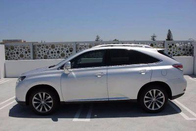2014 Lexus RX 350 (Silver)