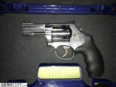 For Sale/Trade: S&W 686 Plus Stainless, K-frame