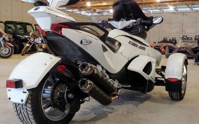 2011 Can-Am Spyder RS SES 3 Wheel Motorcycle Dimondale, MI