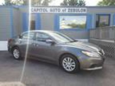 2016 Nissan Altima 2.5 S for sale