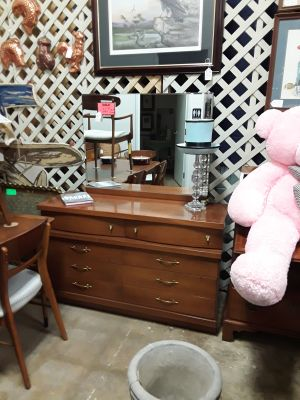 MCM Dresser with Mirror at Brass Bear 2652 Valleydale Rd Birmingham--Hoover area AL 35244