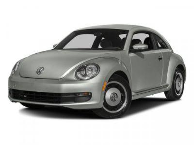 2016 Volkswagen Beetle 1.8T PZEV (Blue)