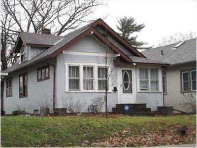 3 Bed 1 Bath Preforeclosure Property in Minneapolis, MN 55412 - Vincent Ave N