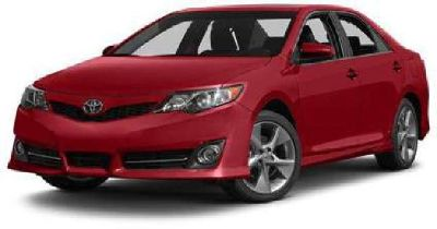 Used 2014 Toyota Camry 2014.5 4dr Sdn I4 Auto