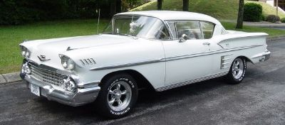 1958 Chevrolet Impala 2-DR Hardtop