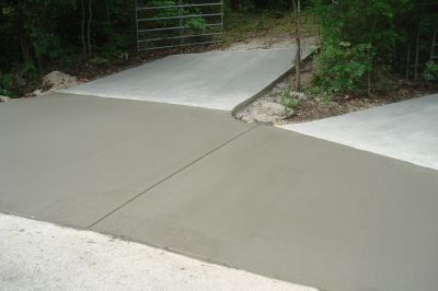 offering quality concrete work for the branson mo and trilakes area