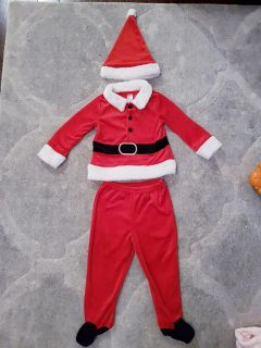 Like New Santa Outfit 24M