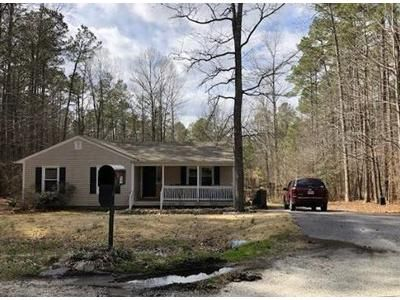 3 Bed 1.5 Bath Foreclosure Property in Aylett, VA 23009 - Oak Springs Dr