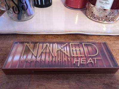 Urban Decay Naked Heat - never used