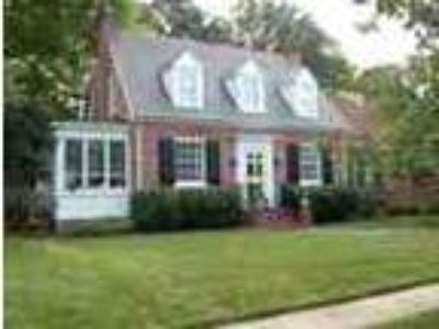 Classic Charming Brick And Slate Cape With Open Floor Plan And T