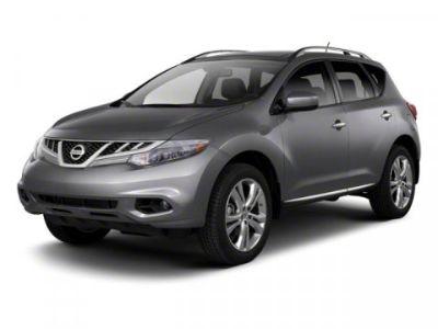 2013 Nissan Murano S (Tinted Bronze)