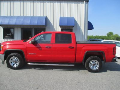 2014 GMC Sierra 1500 Base (Red)