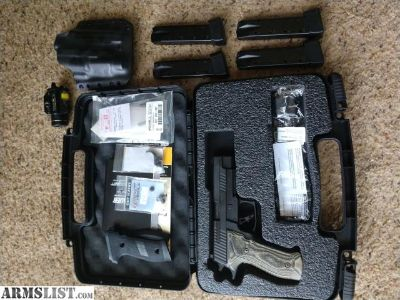 For Sale: P226 Tacops w/ upgrades